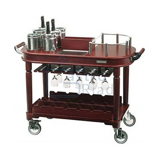 Zobraziť tovar: Vozík na víno, 58897-00