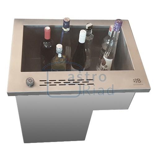 Zobraziť tovar: Chladič fliaš vstavaný, VK-15