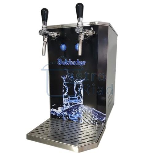 Zobraziť tovar: Výrobník sódy dvojkohútový stolový, 50 l/h, MIDI 2W