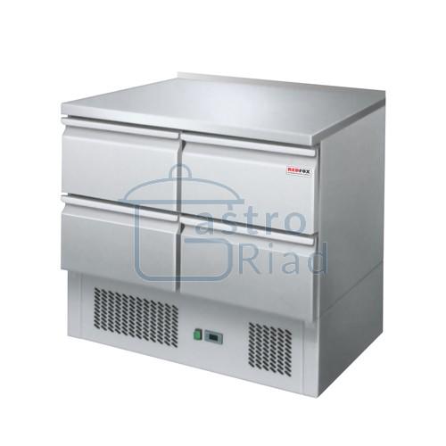 Zobraziť tovar: Stôl chladiaci, 4 x zásuvka, SZ-902 2x2z