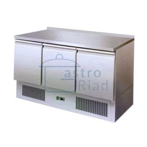 Zobraziť tovar: Stôl chladiaci, 3 x dvere, MT-903