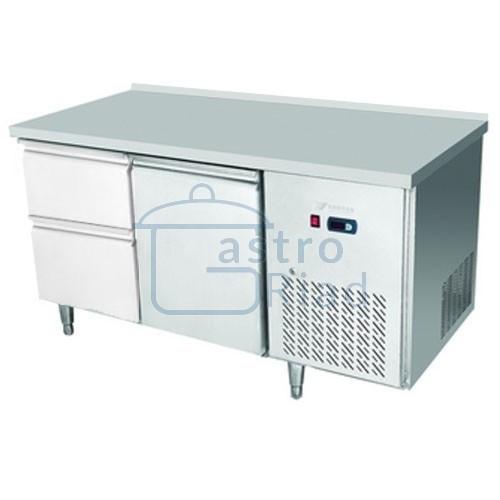 Zobraziť tovar: Stôl chladiaci, 2 x dvere, 2 x zás., MNT-2D-1D2Z