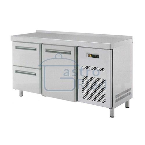 Zobraziť tovar: Stôl chladiaci, 1 x dvere, 2 x zás., RT-2D-1D2Z
