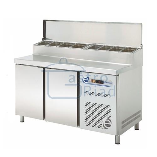 Zobraziť tovar: Stôl chladiaci snack, 2 x dvere, RTPZ-135D