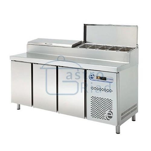 Zobraziť tovar: Stôl chladiaci snack, 3 x dvere, RTPZ-180D