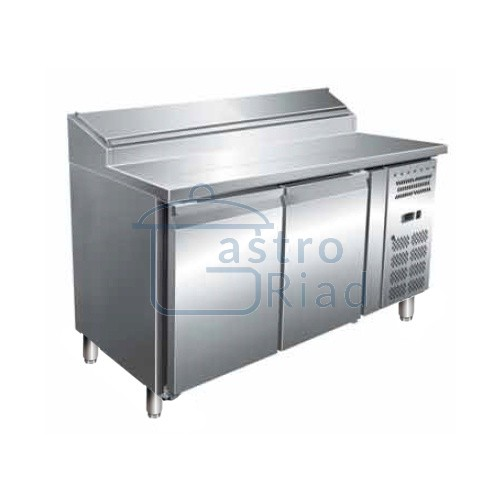 Zobraziť tovar: Stôl chladiaci snack, 2 x dvere, MTPZ-2D