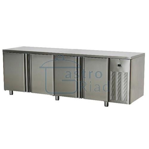 Zobraziť tovar: Stôl chladiaci, 4 x dvere, SCH-4D