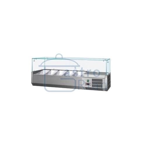 Zobraziť tovar: Vitrína chladiaca 5xGN1/4, VCH-4120