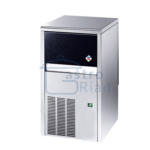 Zobraziť tovar: Výrobník kockového ľadu vzduchom chladený s odp. čerpadlom, 29kg/deň, IMC-2809ADP