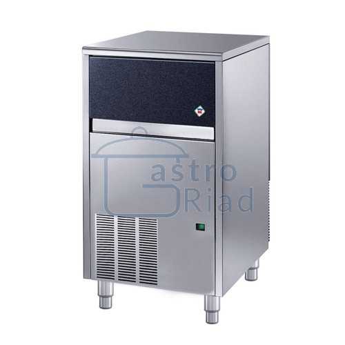 Zobraziť tovar: Výrobník kockového ľadu vzduchom chladený s odp. čerpadlom, 46kg/deň, IMC-4625ADP