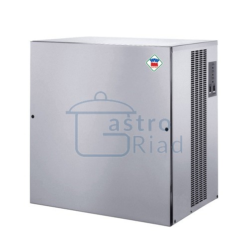 Výrobník kockového ľadu vodou chladený, 200kg/deň