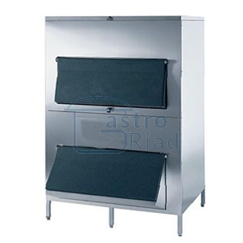 Zobraziť tovar: Zásobník na ľad,nerez, 550kg, IB-550VDS