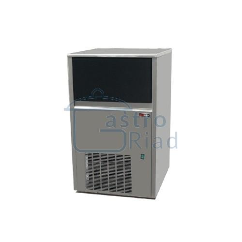 Zobraziť tovar: Výrobník kockového ľadu vodou chladený, 25kg/deň, SS-25W