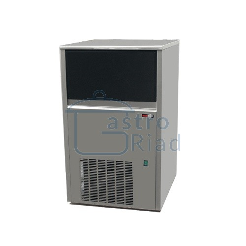 Zobraziť tovar: Výrobník kockového ľadu vodou chladený, 35kg/deň, SS-35W