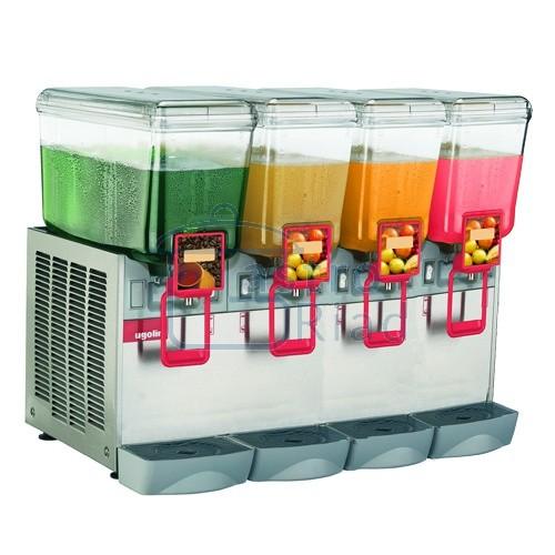Zobraziť tovar: Chladič nápojov 4x20 l, Deluxe 4/20