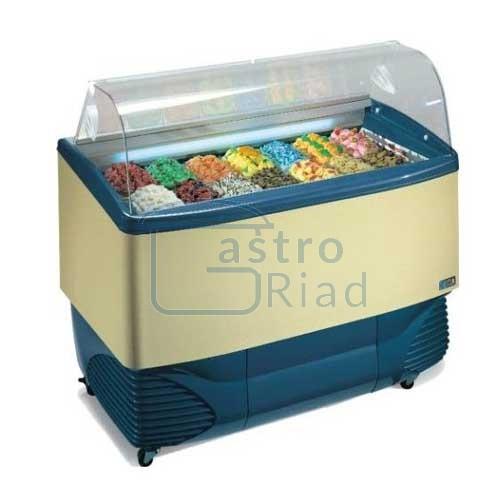 Zobraziť tovar: Vitrína zmrzlinová 7 x GN, SAMOA