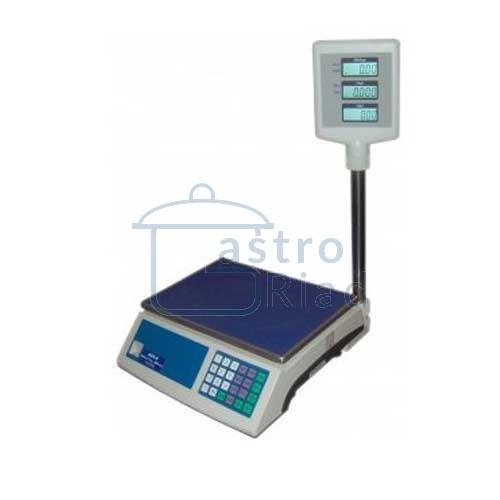 Zobraziť tovar: Váha stolová digital. so stĺpikom, ACS-6/15AC