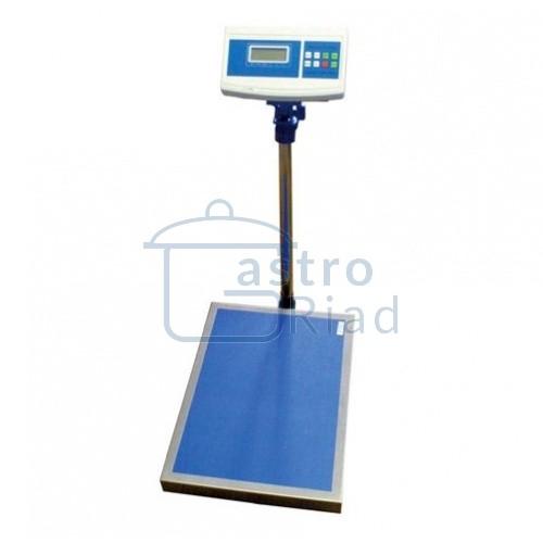 Zobraziť tovar: Váha plošinová s vyhodnocovacou jednotkou, TCS-150Z