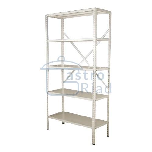 Zobraziť tovar: Regál skladový lakovaný 1000x600