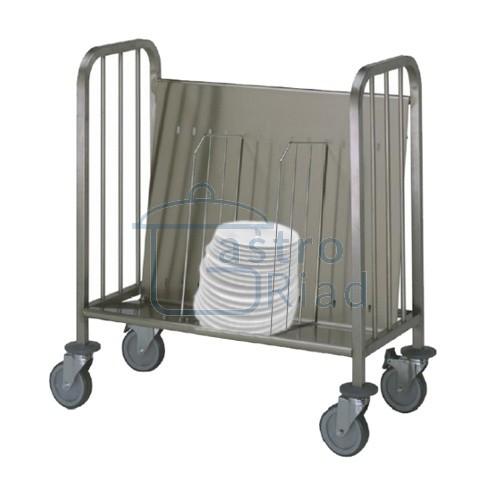 Zobraziť tovar: Vozík na prepravu tanierov