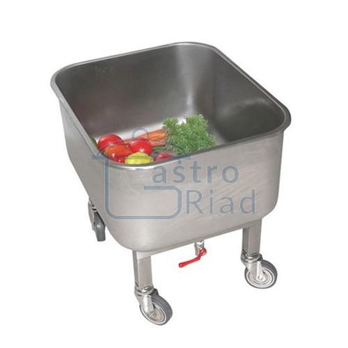 Zobraziť tovar: Vozík na zeleninu 180 l, VZ-2