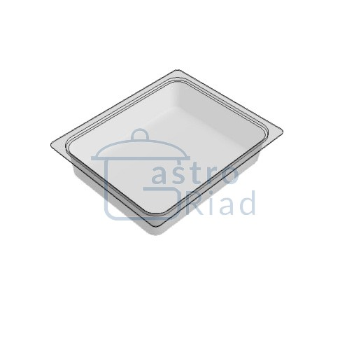 Zobraziť tovar: Gastronádoba polykarbonátová, GNP1/2 - 65