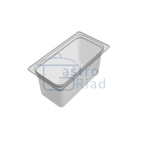 Zobraziť tovar: Gastronádoba polykarbonátová, GNP1/3 - 150