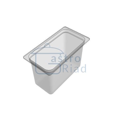 Zobraziť tovar: Gastronádoba polykarbonátová, GNP1/3 - 200