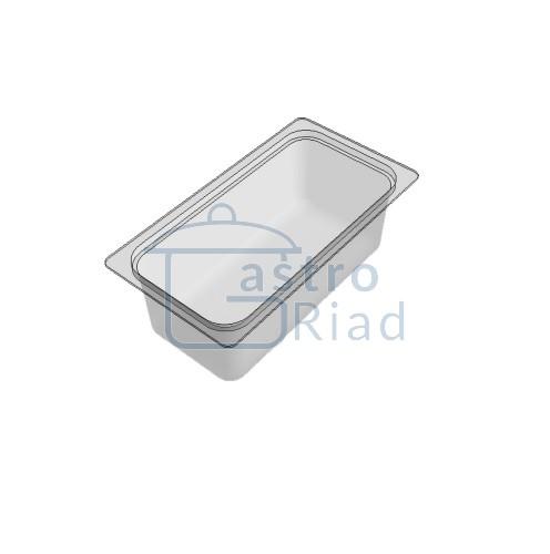 Zobraziť tovar: Gastronádoba polykarbonátová, GNP1/4 - 100