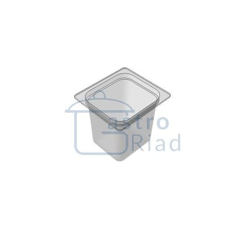 Zobraziť tovar: Gastronádoba polykarbonátová, GNP1/6 - 150