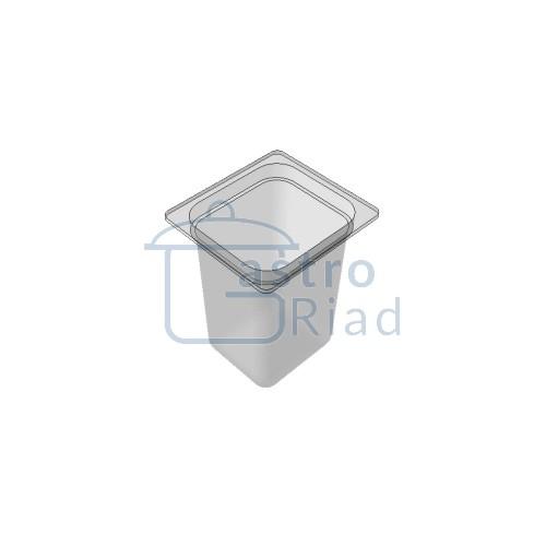 Zobraziť tovar: Gastronádoba polykarbonátová, GNP1/6 - 200