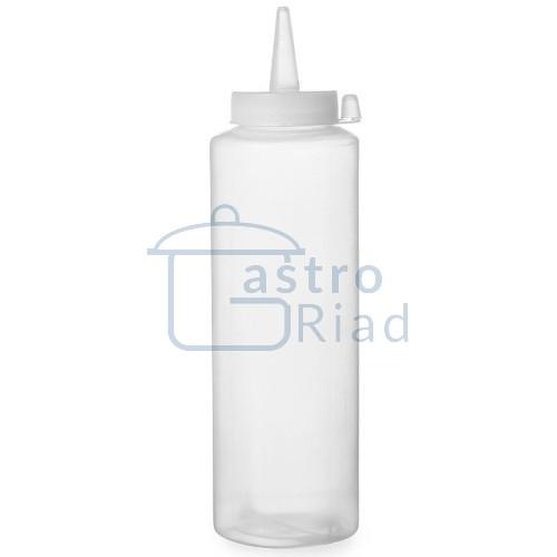 Zobraziť tovar: Fľaša na polevu transparentná
