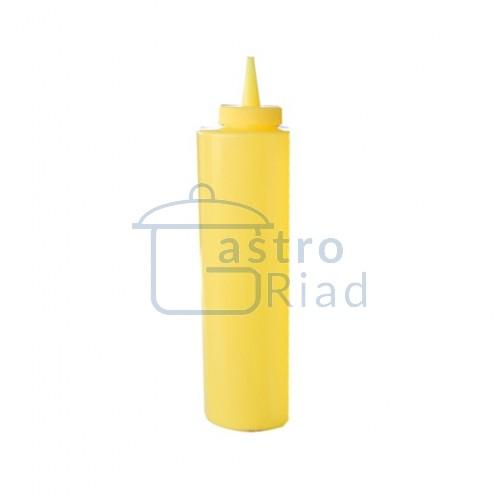 Zobraziť tovar: Fľaša na polevu žltá