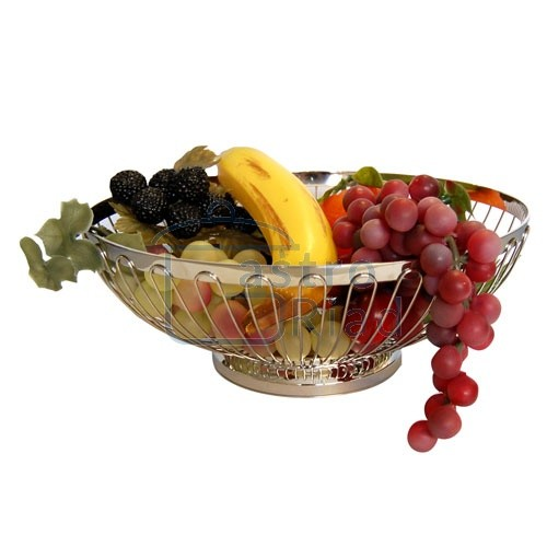 Zobraziť tovar: Košík na ovocie 22 nerez