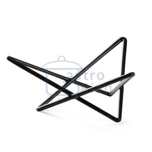 Zobraziť tovar: Stojan bufetový čierny nízky, TRIO