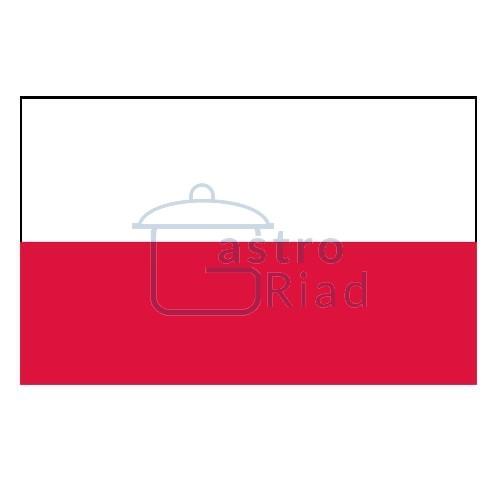 Zobraziť tovar: Vlajka Poľsko