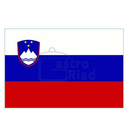 Zobraziť tovar: Vlajka Slovinsko