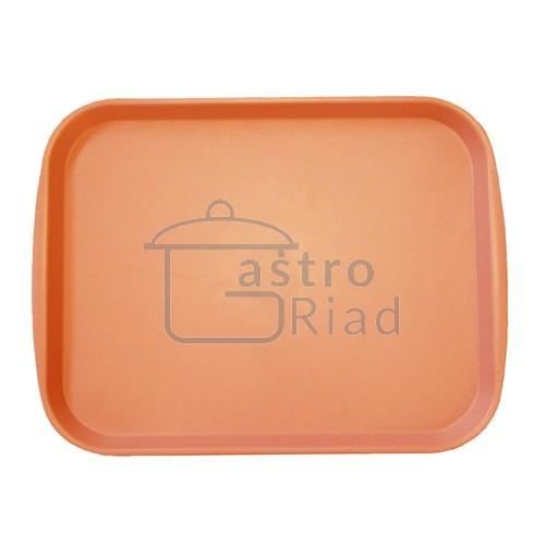 Zobraziť tovar: Podnos 43x31 oranžový
