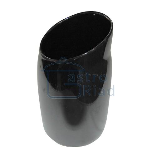 Zobraziť tovar: Dóza na dressing CASUAL čierna 1 l