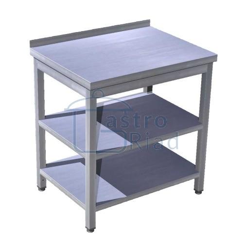 Zobraziť tovar: Stôl pracovný s 2 policami 1600x700, PSJ-5