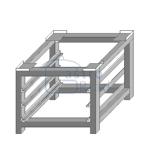 Zobraziť tovar: Podstavec pod podpultovú umývačku