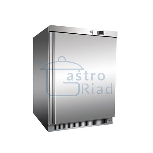 Zobraziť tovar: Chladnička nerezová statická 130 l, DR-200S /H870
