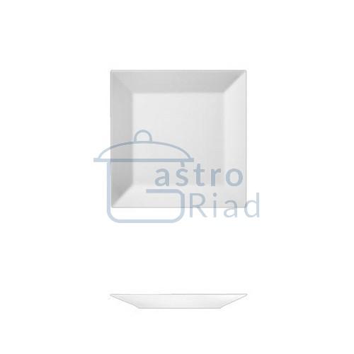 Zobraziť tovar: Tanier štvorhranný 9x9 cm, ACTUAL