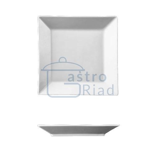 Zobraziť tovar: Tanier dezertný štvorhranný 15x15 cm ACTUAL