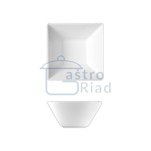 Zobraziť tovar: Misa šalátová štvorhranná 9x9 cm ACTUAL
