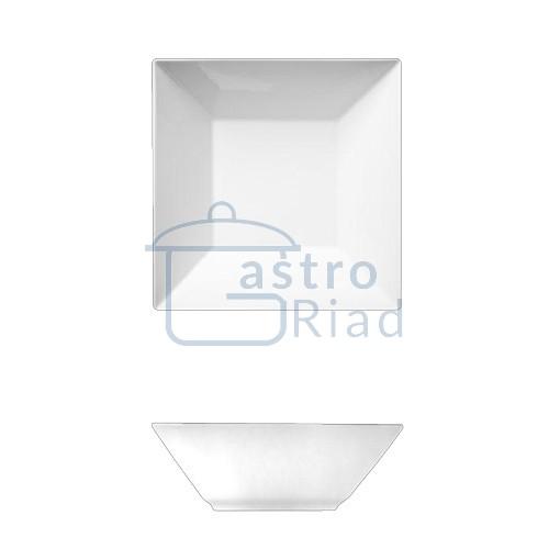 Zobraziť tovar: Misa kompótová štvorhranná 14x14 cm ACTUAL